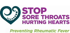 Rheumatic fever website: Stop Sore Throats Hurting Hearts