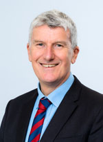 Dr Andrew Simpson: Chief Medical Officer