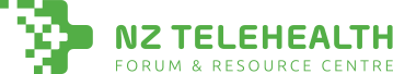 New Zealand Telehealth Forum logo