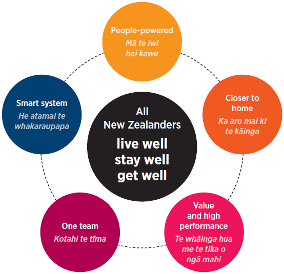 new zealand health strategy update ministry of health nz