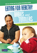 Eating for Healthy Babies and Toddlers cover thumbnail.