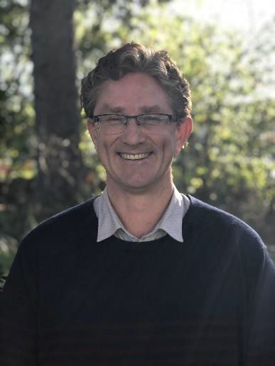 Phill Halligan: Acting Director of Nursing, Wairarapa DHB