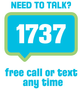 Need to talk? 1737