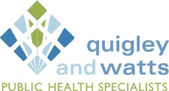 Quigley and Watts: Public health specialists