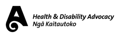 Nationwide Health & Disability Advocacy Service - logo