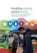 Healthy Eating, Active Living booklet.