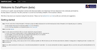 DataPharm (beta).