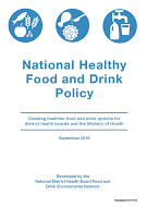 National Healthy Food and Drink Policy
