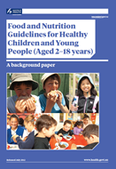 Food and Nutrition Guidelines for Healthy Children and Young People (Aged 2–18 years)