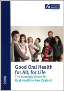 ood Oral Health for All for Life cover image