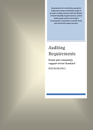 Auditing Requirements: Home and community support sector Standard (2nd edn)