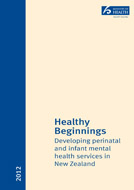 Healthy Beginnings cover thumbnail.