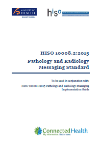 Pathology and Radiology Messaging Standard.