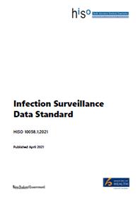 HISO 10058.1 Infection Surveillance Data Standard.