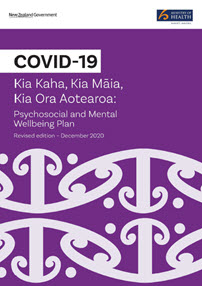 COVID-19 Psychosocial and Mental Wellbeing Plan