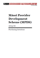 MPDS cover image