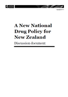 NDP document cover.