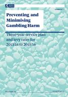 Problem gambling cover