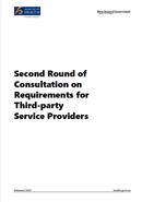 Consultation cover