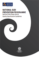 National SUDI Prevention Programme: National Safe Sleep Device Quality Specification Guidelines.
