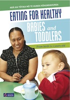 Eating for healthy babies and toddlers