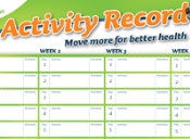 Green Prescription Activity Record