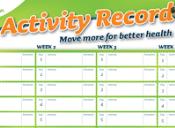 Green Prescription Activity Record