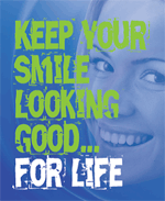 Keep your smile looking good – easy as!