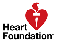 Logo: Heart Foundation