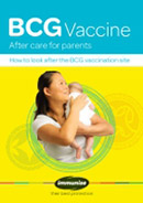 BCG Vaccine: After care for parents thumbnail.