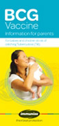 BCG Vaccine: Information for parents thumbnail.