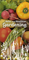 Safer and Healthier Gardening booklet thumbnail.