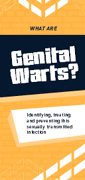 What are Genital Warts? pamphlet thumbnail.