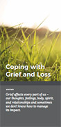 Coping with Grief and Loss booklet thumbnail.