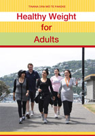 Healthy Weight for Adults cover.