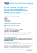 What you can expect from home support services cover thumbnail.