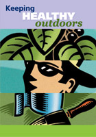 healthy outdoors cover