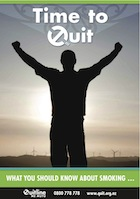 Tim to Quit - cover image.