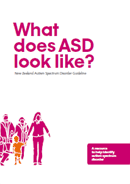 What does ASD look like?