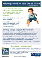 Keeping an Eye on Your Child's vision thumbnail.