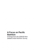 A Focus on Pacific Nutrition