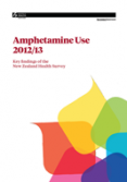 Amphetamine Use 2012/13: Key findings of the New Zealand Health Survey