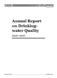 Annual Report on Drinking-water Quality 2016-2017