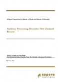 Auditory Processing Disorder cover