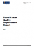Bowel Cancer Quality Improvement Report 2019.