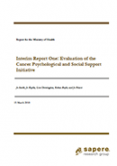Evaluation of the Cancer Psychological and Social Support Initiative.