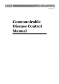 Communicable Disease Control Manual.
