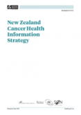 New Zealand Cancer Health Information Strategy