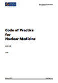 Code of Practice for Nuclear Medicine.