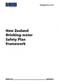 New Zealand Drinking-water Safety Plan Framework.